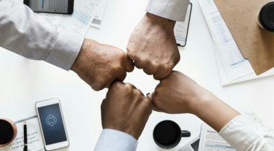 社内コミュニケーションのイメージ